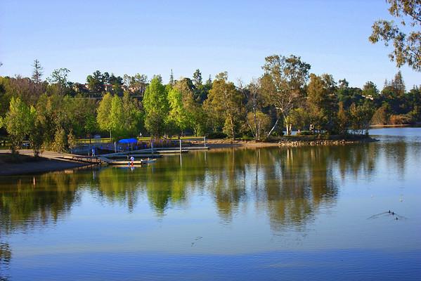 Vasona Lake